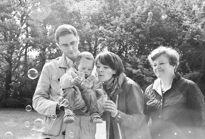 outdoor family photo shoot in Rijswijk