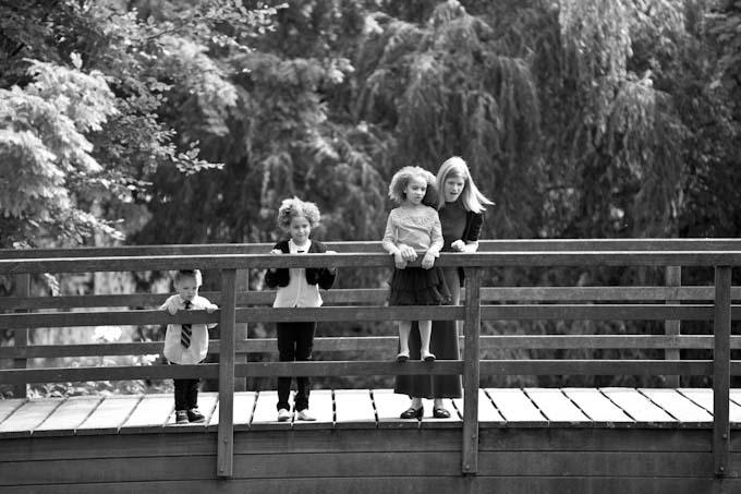 gezinsreportage park