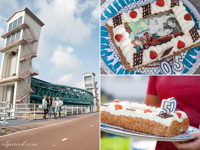 Foto's van een taart