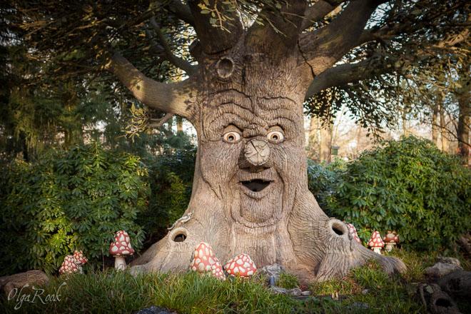 De Sprookjesboom in de Efteling