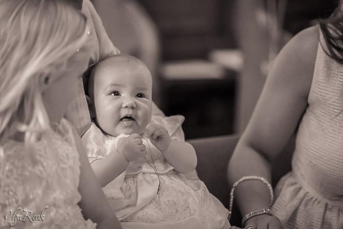 Doopreportage: de baby