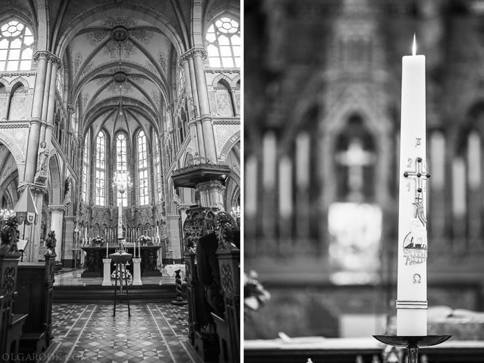 foto's kerk uit de doopreportage