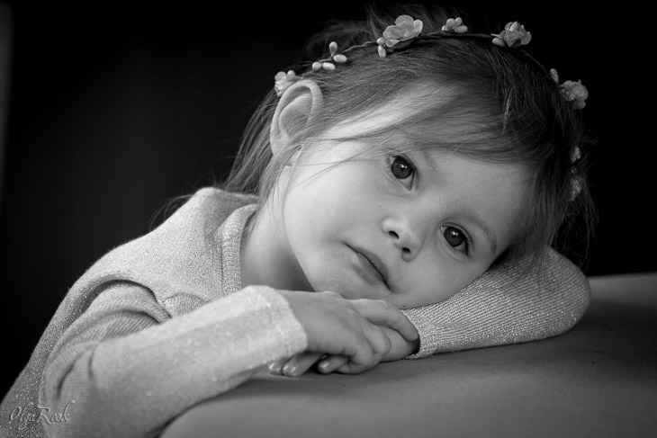 natural and soulful child photography
