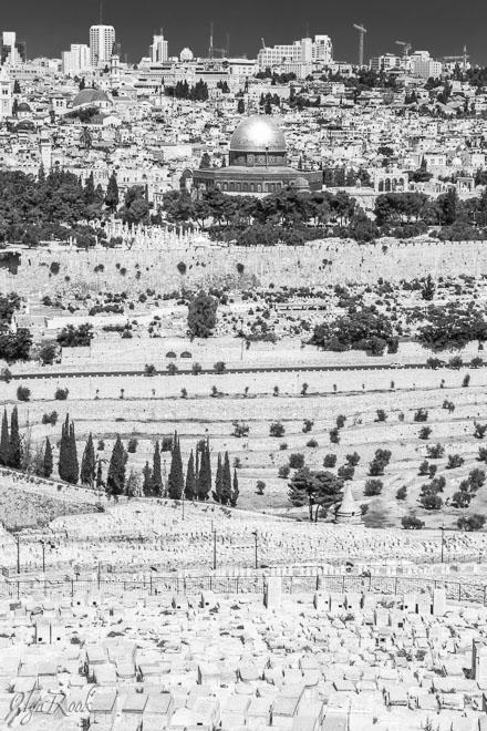 Jerusalem, de Tempelberg
