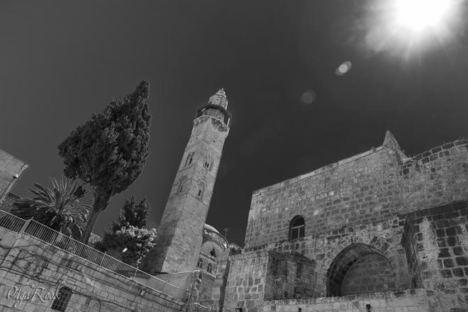Jerusalem, het toren van David
