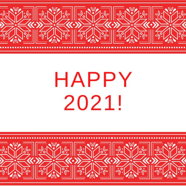 Happy2021